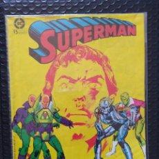 Cómics: DESCATALOGADO-SUPERMAN #22-ZINCO-FN-BOLSA & BACKBOARD. Lote 263685530