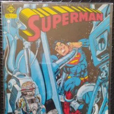 Cómics: DESCATALOGADO-SUPERMAN #23-ZINCO-FN-BOLSA & BACKBOARD. Lote 263685670