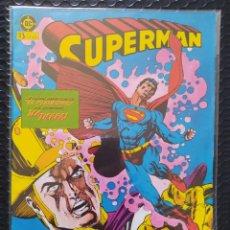 Cómics: DESCATALOGADO-SUPERMAN #26-ZINCO-VFN-BOLSA & BACKBOARD. Lote 263685805