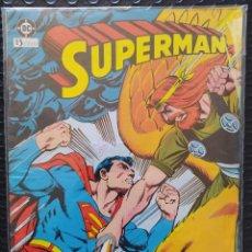 Cómics: DESCATALOGADO-SUPERMAN #36-ZINCO-FN-BOLSA & BACKBOARD. Lote 263685915