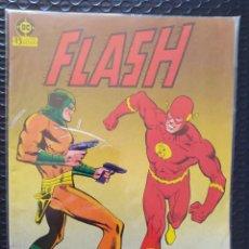 Cómics: DESCATALOGADO-FLASH #1-ZINCO-VFN-BOLSA & BACKBOARD. Lote 263686320