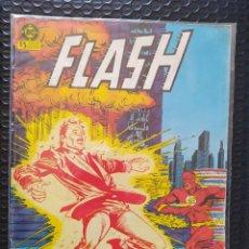 Cómics: DESCATALOGADO-FLASH #6-ZINCO-VFN-BOLSA & BACKBOARD. Lote 263687010