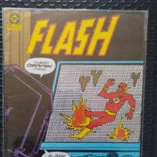 Cómics: DESCATALOGADO-FLASH #9-ZINCO-VFN-BOLSA & BACKBOARD. Lote 263687260