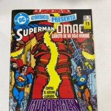 Cómics: SUPERMAN Y OMAC. EJERCITO DE UN SOLO HOMBRE. Nº 19. DC / EDICIONES ZINCO. Lote 264147660