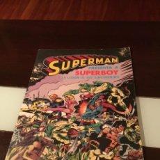 Cómics: COMIC SUPERMAN PRESENTA A SUPERBOY Y LA LEGION DE LOS SUPERHEROES. Lote 264480614