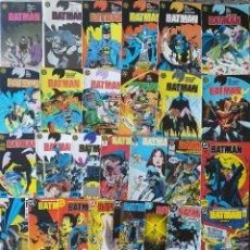 Cómics: BATMAN ZINCO 35 GRAPAS Y UN RETAPADO. Lote 264514259