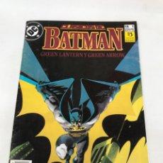 Cómics: COMIC BATMAN. Nº1. Lote 264577154