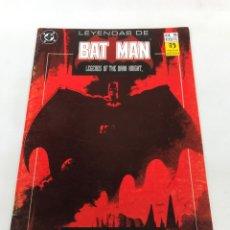 Cómics: COMIC BAT MAN.. Lote 264599214