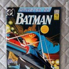 Cómics: UNIVERSO DC Nº 22 ZINCO. Lote 264959139