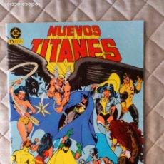 Cómics: NUEVOS TITANES VOL.1 Nº 4 ZINCO. Lote 264959799