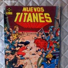Cómics: NUEVOS TITANES VOL.1 Nº 12 ZINCO. Lote 264960239