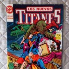 Cómics: NUEVOS TITANES VOL.2 Nº 27 ZINCO. Lote 265202199