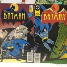 Comics : 2 COMIC - BATMAN - Nº 1 Y 2 (REF,60) EDICIONES ZINCO. Lote 265516804