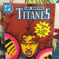 Cómics: LOS NUEVOS TITANES -( CONTIENE CINCO NÚMEROS DE ESTA COLECCIÓN ) (REF 79). Lote 265565159