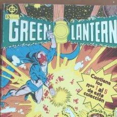 Cómics: GREEN LANTERN - EDICIONES ZINCO - NÚMEROS 1 AL 5. Lote 265823419