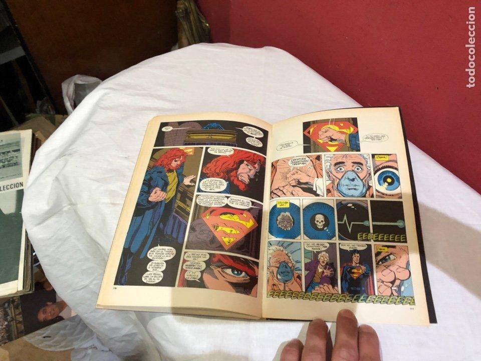 Cómics: Funeral por amigo superman . - Foto 8 - 266054533