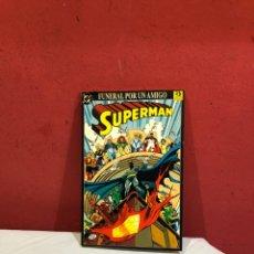 Cómics: FUNERAL POR AMIGO SUPERMAN .. Lote 266054533