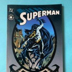 Comics : SUPERMAN - BALAS ARDIENTES - ZINCO. Lote 266080428