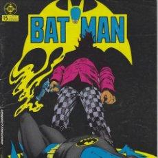 Cómics: BATMAN 16. EDICIONES ZINCO VOLUMEN 1.. Lote 266127643