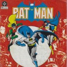 Comics : BATMAN 19. EDICIONES ZINCO VOLUMEN 1.. Lote 266127743