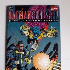 Comics : BATMAN PUNISHER. CROSSOVER. TOMO ZINCO. EXCELENTE ESTADO. Lote 266308428