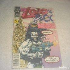 Cómics: LOBO N. 4 . DC. Lote 266360738
