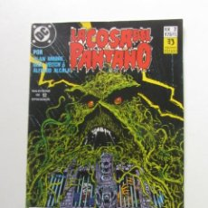 Comics : LA COSA DEL PANTANO MAXISERIE Nº 2 ZINCO MUCHOS EN VENTA, MIRA TUS FALTAS BUEN ESTADO ARX105. Lote 266376458