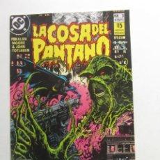 Comics : LA COSA DEL PANTANO MAXISERIE Nº 3 ZINCO MUCHOS EN VENTA, MIRA TUS FALTAS BUEN ESTADO ARX105. Lote 266376553