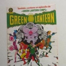 Comics : GREEN LANTERN VOL I Nº 6 OMEGA MEN ZINCO MUCHOS EN VENTA, MIRA TUS FALTAS BUEN ESTADO ARX105. Lote 266377433