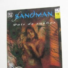 Comics: SANDMAN Nº 10 . PAÍS DE SUEÑOS GAIMAN ZINCO MUCHOS EN VENTA, MIRA TUS FALTAS BUEN ESTADO ARX105. Lote 266379293