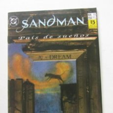 Comics: SANDMAN Nº 11 PAÍS DE SUEÑOS GAIMAN ZINCO MUCHOS EN VENTA, MIRA TUS FALTAS BUEN ESTADO ARX105. Lote 266379483