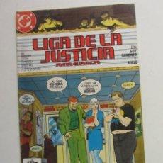 Cómics: LIGA DE LA JUSTICIA AMERICA Nº 22 ZINCO MUCHOS EN VENTA MIRA FALTAS BUEN ESTADO ARX105. Lote 266382158