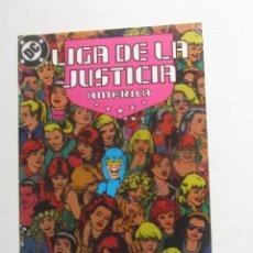 Cómics: LIGA DE LA JUSTICIA AMERICA Nº 23 ZINCO MUCHOS EN VENTA MIRA FALTAS BUEN ESTADO ARX105. Lote 266382223