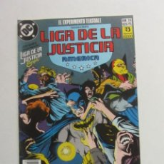Cómics: LIGA DE LA JUSTICIA AMERICA Nº 26 ZINCO MUCHOS EN VENTA MIRA FALTAS BUEN ESTADO ARX105. Lote 266382478