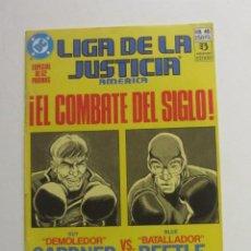 Cómics: LIGA DE LA JUSTICIA AMERICA Nº 46 DIFICIL ZINCO MUCHOS EN VENTA MIRA FALTAS BUEN ESTADO ARX105. Lote 266382838