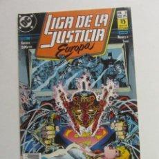 Cómics: LIGA DE LA JUSTICIA EUROPA Nº 2 ZINCO MUCHOS EN VENTA MIRA FALTAS ARX105. Lote 266392153