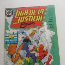Cómics: LIGA DE LA JUSTICIA EUROPA Nº 3 ZINCO MUCHOS EN VENTA MIRA FALTAS ARX105. Lote 266392178