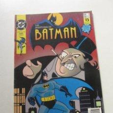 Comics : LAS AVENTURAS DE BATMAN Nº 1. ZINCO ARX2. Lote 266404413