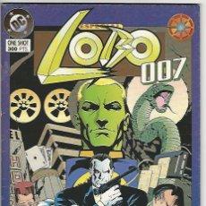 Cómics: ZINCO. LOBO. 007.. Lote 266630258