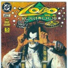 Cómics: ZINCO. LOBO. VA A HOLLYWOOD. GRANT. ALAMY.. Lote 266688813