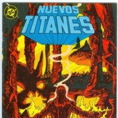 Cómics: ZINCO. NUEVOS TITANES. 35.. Lote 266688953