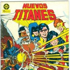 Cómics: ZINCO. NUEVOS TITANES. 31.. Lote 266688958