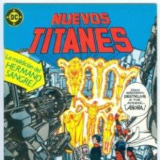 Cómics: ZINCO. NUEVOS TITANES. 36.. Lote 266688963