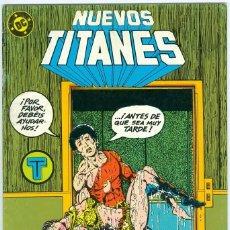 Cómics: ZINCO. NUEVOS TITANES. 37.. Lote 266688973
