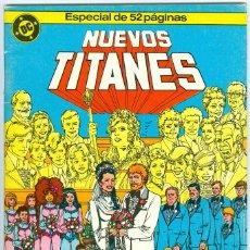 Cómics: ZINCO. NUEVOS TITANES. 41.. Lote 266688983