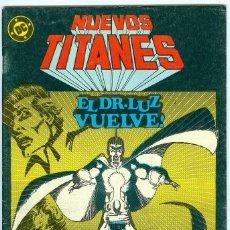 Cómics: ZINCO. NUEVOS TITANES. 40.. Lote 266688988