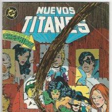 Cómics: ZINCO. NUEVOS TITANES. 43.. Lote 266688993