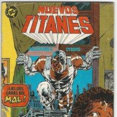 Cómics: ZINCO. NUEVOS TITANES. 48.. Lote 266689003
