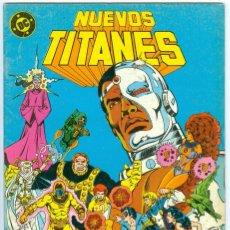 Cómics: ZINCO. NUEVOS TITANES. 47.. Lote 266689008