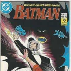 Comics: ZINCO. BATMAN. 42.. Lote 284588548